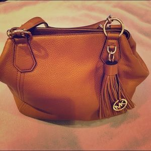 Michael Kors Brown leather